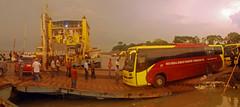 Padma Crossing, Daulatdia Ferry Ghat, Bangladesh