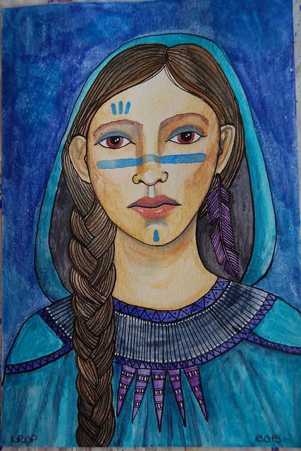 Week 26 - Warrior Woman