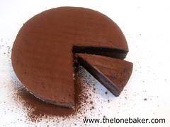 Double Damage Oblivion  chocolate cake