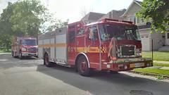 Toronto Fire HAZMAT Situation
