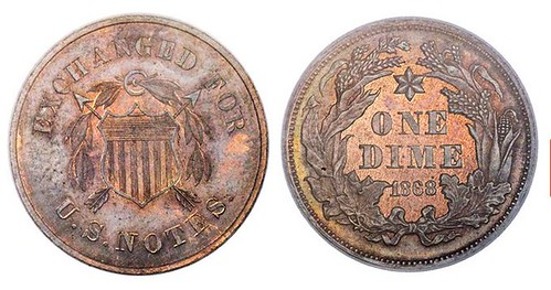 Cassell-3 dime pattern