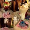 Hot #summer #italy #italiangelato is perfect #fruits #coffee #chocolate #igersitaly #italianicecream #istaitaly #italianfood #decadentdesserts Yummy!!!