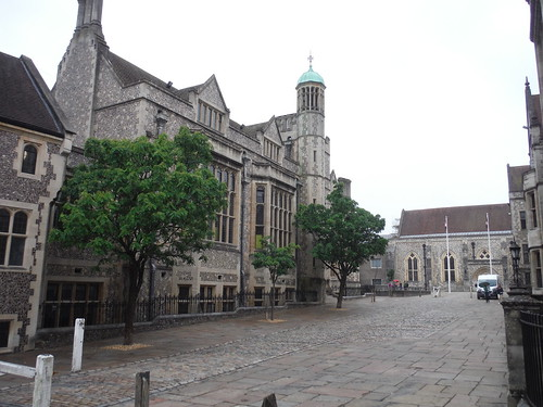 Great Hall of Winchester Palace
