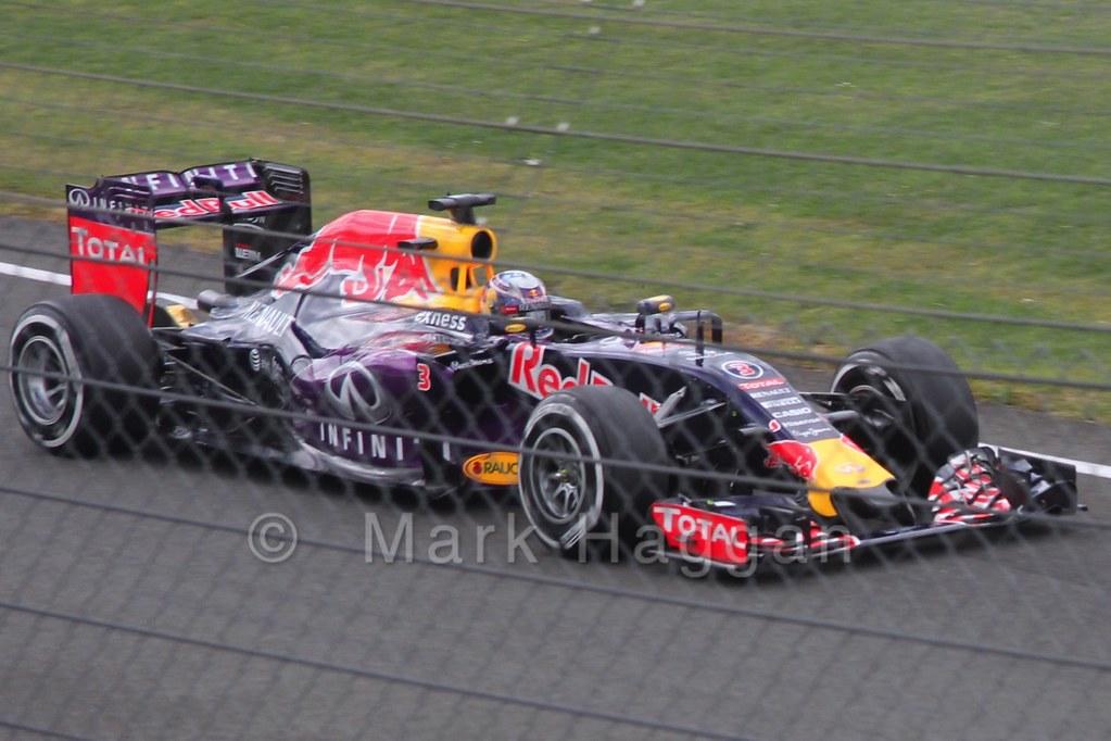 Free Practice 3 at the 2015 British Grand Prix