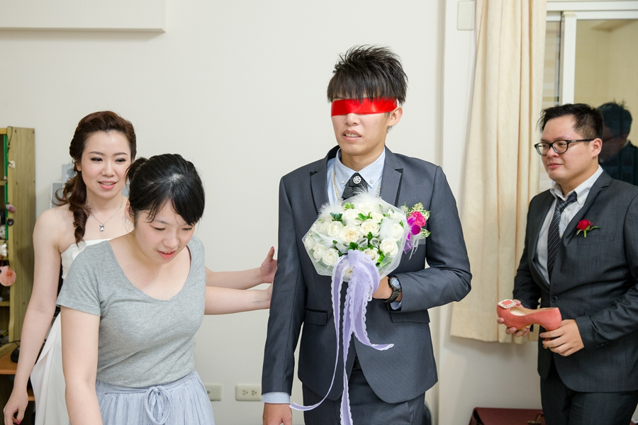 [婚攝] 志翰 & 琇雯 / 戶外流水席