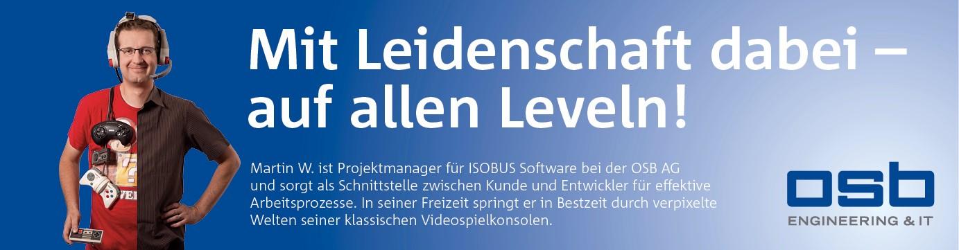 OSB AG - Jobheader