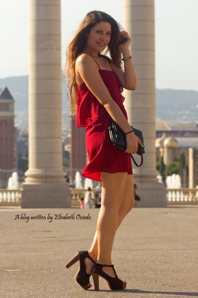 vestido burgundy MANGO HEELSANDROSES ELISABETH OVIEDO (6)