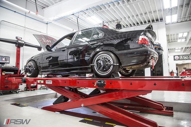 Redline Speed Worx (RSW) Presents: SHOP LIFE - Page 9 - BMW