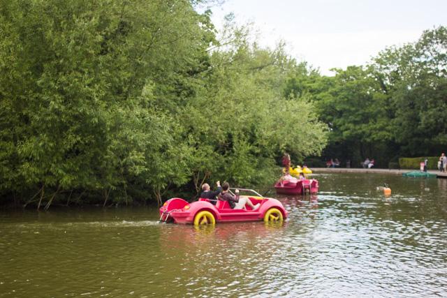 Alexandra Palace London Summer Fest