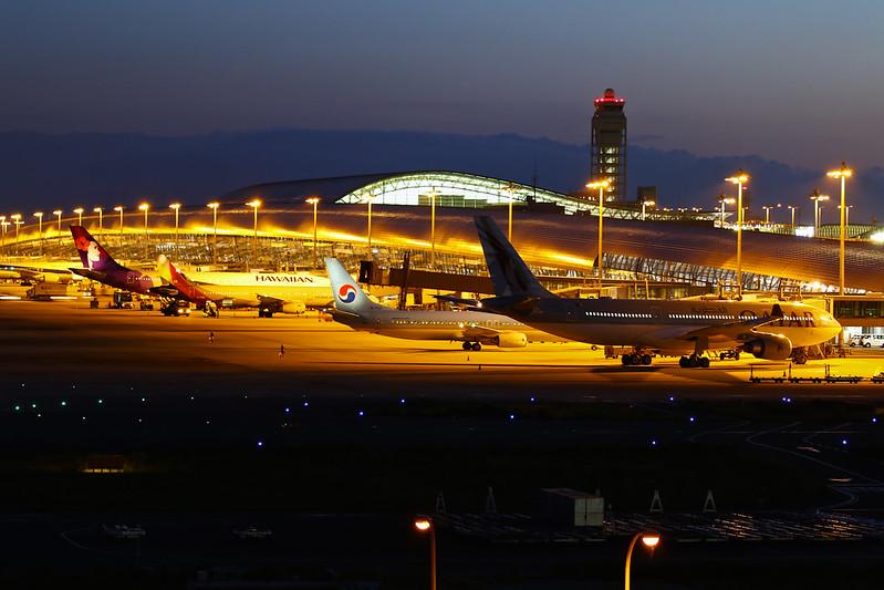 RJBB 関西国際空港 Kansai International Airport