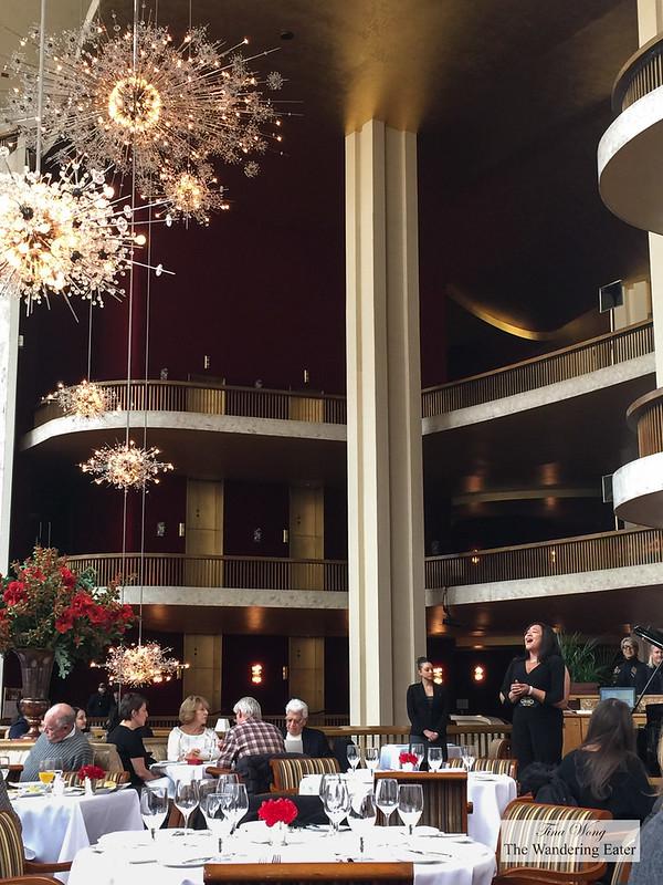 Met Opera New York Restaurant