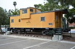 Santa Maria Valley Railroad No. 210, California, Guadalupe