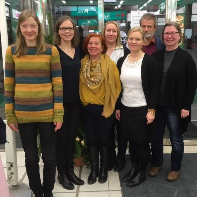 Tapiolan seudun Vihreiden hallitus 2017
