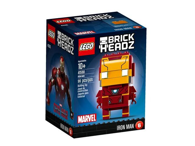 41590 Iron Man 1