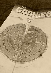 Goonies Map Program