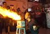 Adam breathing fire, take 2. by wwward0