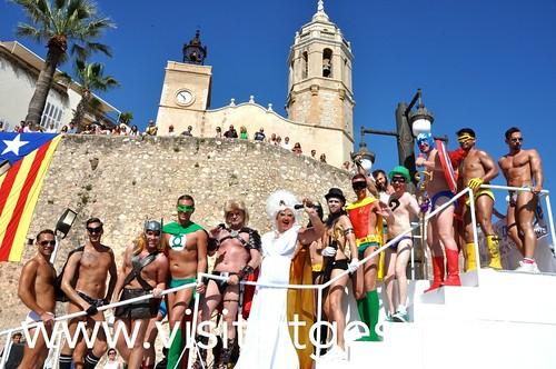 Sitges Gay Pride Parade Imagenes - Image Gallery
