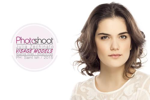 Beauty  Photo: Saint Ish Modelo: Julia Zechinato - Visage Models Estilismo: Sofía Lavanchy Makeup y pelo: María Maria Rita Rovati Makeup Artist