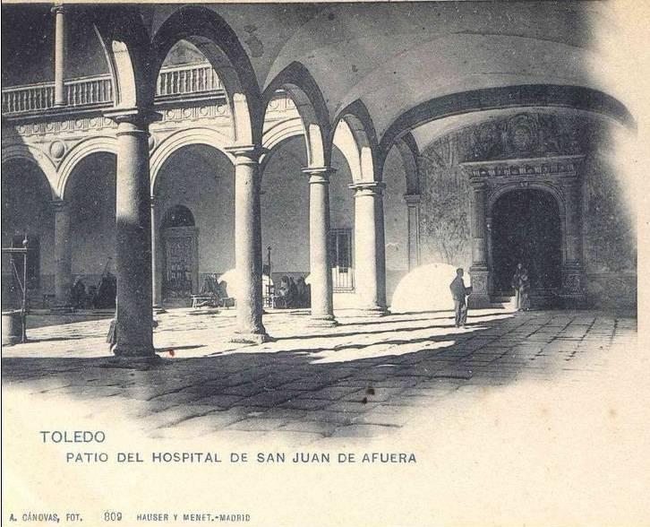 Hospital Tavera, colección Cánovas (KAulak)