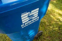 St. Petersburg Curb Side Recycle