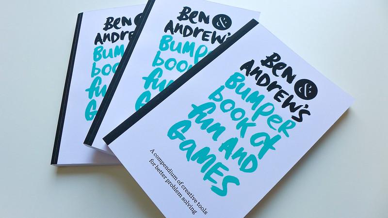 Ben&Andrew's Bumper book of fun & games