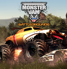 Monster Jam Battlegrounds