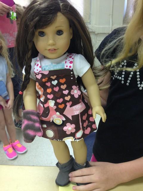 American girl camp 2015