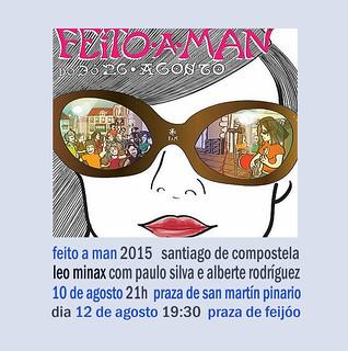 Leo Minax - FEITO A MAN -