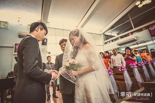 『婚禮記錄』新郎出任務