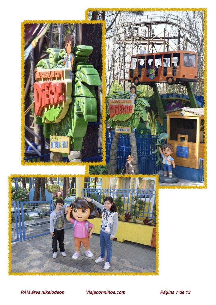Nickelodeon Land