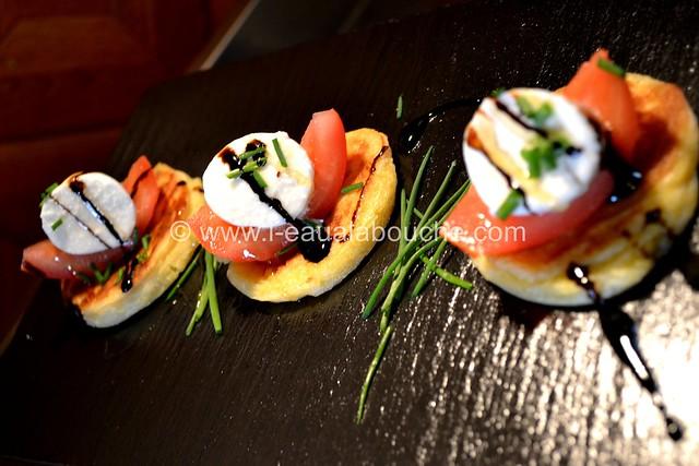 Blinis Tomates Mozzarella © Ana Luthi Tous droits réservés 004