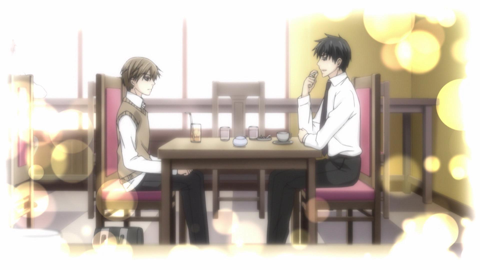 junjou romantica episode 1