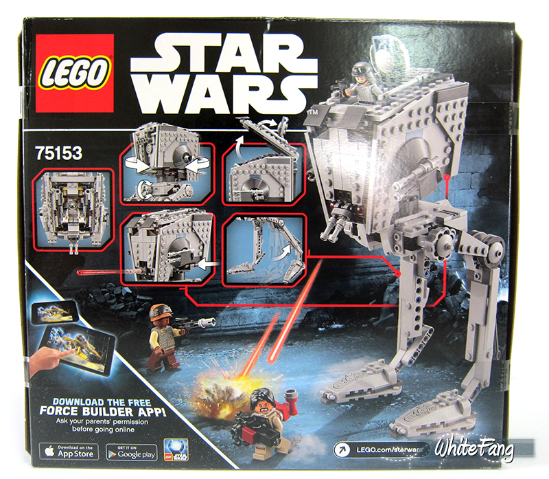 Review 75153 At St Walker Lego Star Wars Eurobricks Forums