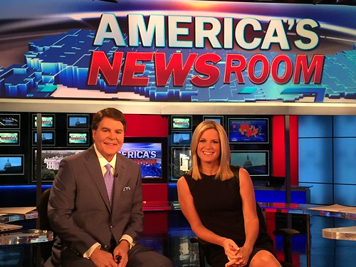 America Newsroom Anchors - Gregg Jarrett