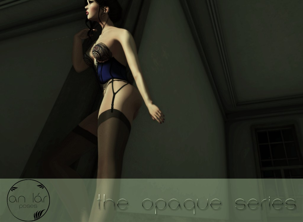 an lár [poses] The Opaque Series - SecondLifeHub.com