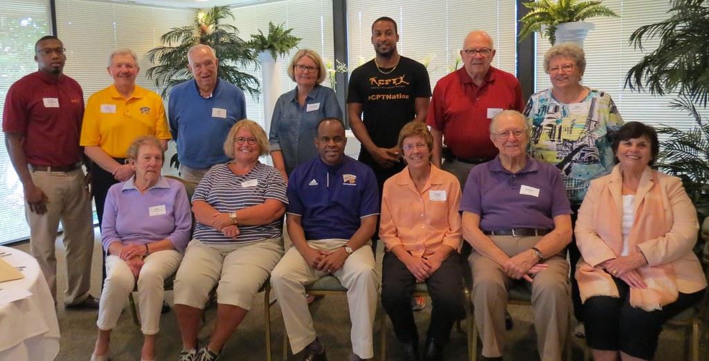 Bradenton Alumni & Friends Social, 1/26/17