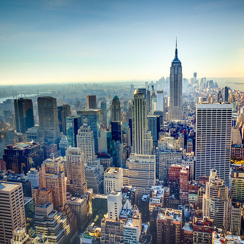 New York dalla vita di Francis Scott Fitzgerald
