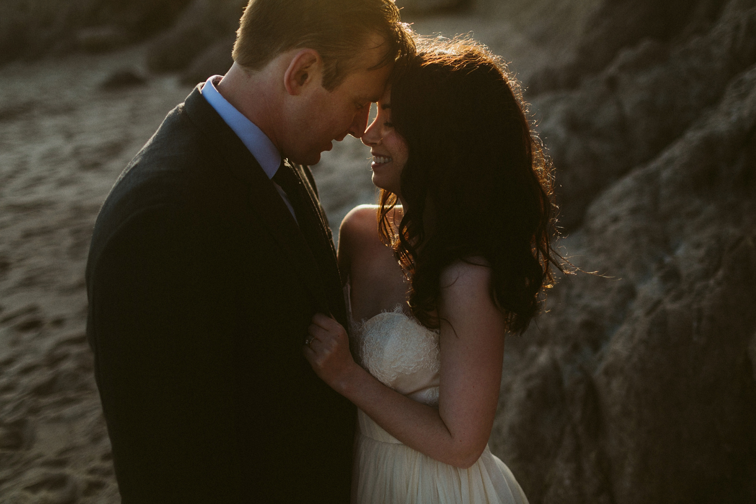 California adventure elopement