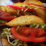 タコス界のベスト・アクト💮😤 #tacos #okinawa #Mexico