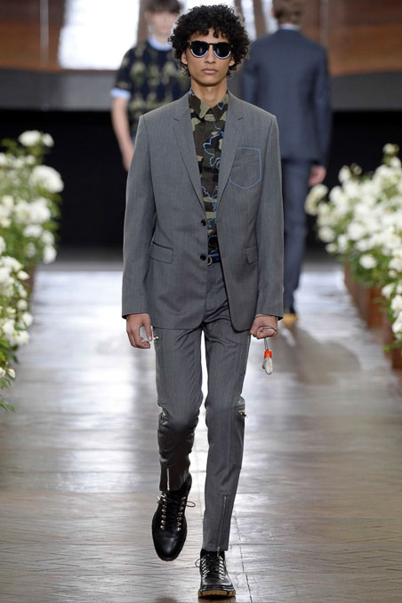Dior Homme Spring/Summer 2016