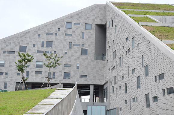 台東大學知本校區圖書館33
