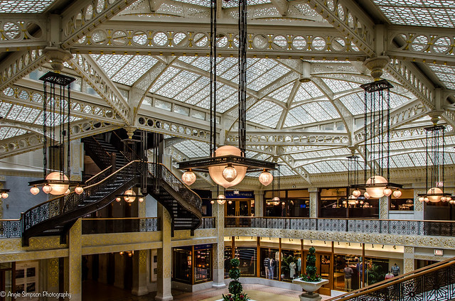 There Are Quite A Few Stunning Buildings In Chicago. The Rookery Is My  Current Favorite. That May Change As I Take More Tours Of Chicagou0027s Many ...