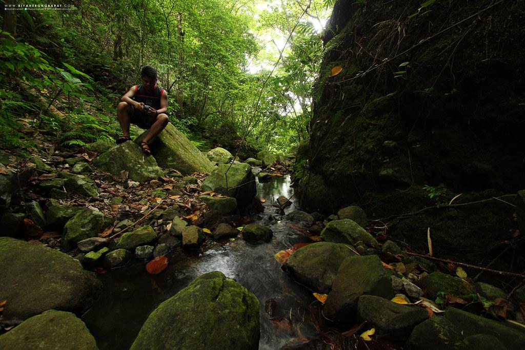 Manggahan Falls Sembrano Pililla Rizal
