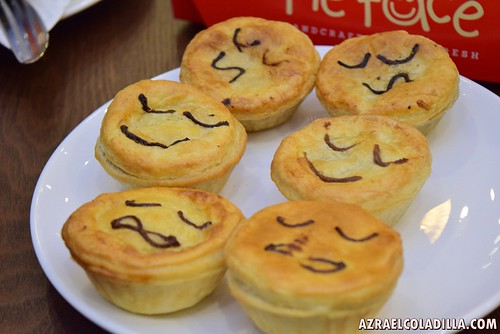 Pie Face opens store in Manila at SM MOA