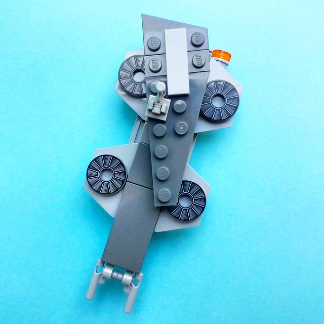 Avengers - Mini SHIELD Helicarrier