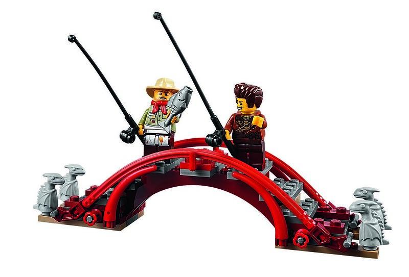 LEGO Ninjago 70751 - Fishing