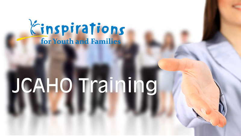 Inspirations pathway to JCAHO accreditation thumbnail