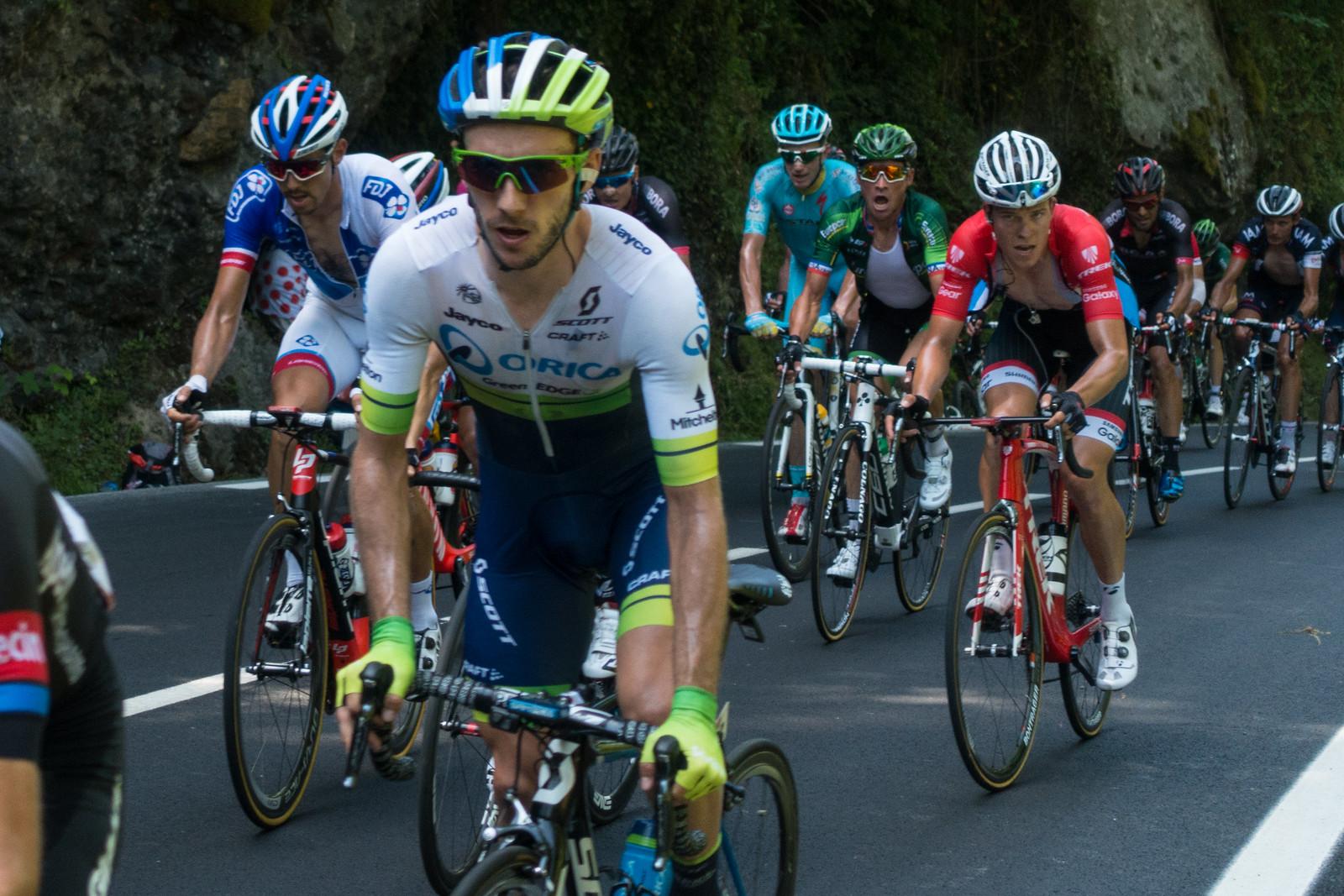 Tour de France 2015 - Stage 10-18