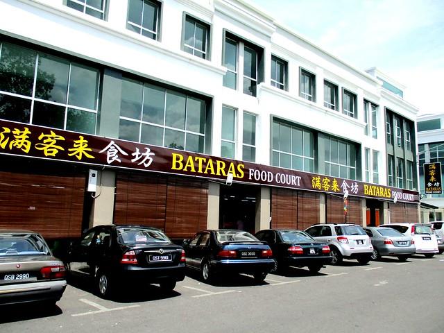 Bateras Food Court