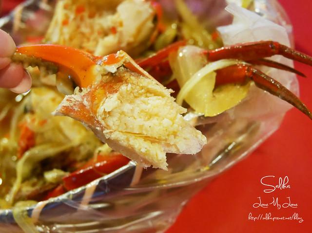 基隆夜市小吃美食奶油螃蟹 (1)